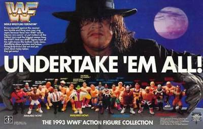 WWF/WWE Vintage Hasbro Action Figures - Multibuy And Postage Discounts! • 21.99£