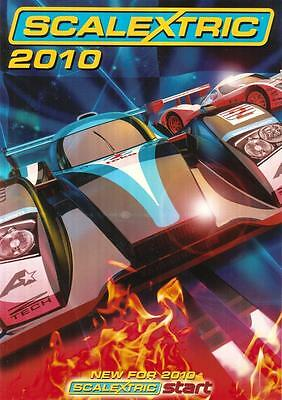 Scalextric 2010 Catalogue - Edition 51 • 7.25£