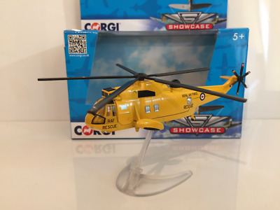 Corgi CS90607 Westland Sea King Rescue Helicopter NEW  • 8.99£