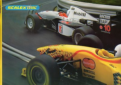Scalextric 1998 Catalogue - Edition 39 • 7.25£