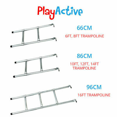 Trampoline Parts Replacement Ladder Universal All Sizes 66cm 86cm 96cm  • 14.99£