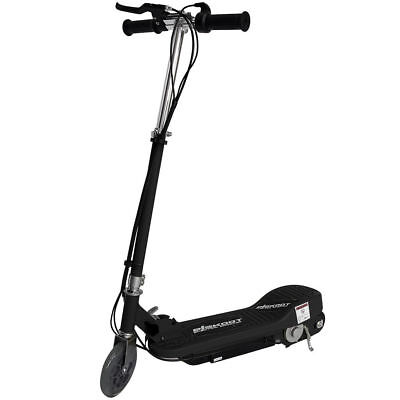 Electric Scooter Kids Escooter Black Battery Childrens Adjustable Ride On Toy • 79.99£