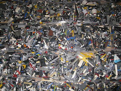 STAR WARS LEGO 500g Bundle GENUINE Mixed Bricks Parts Job Lot 400 Pieces Approx • 17.99£