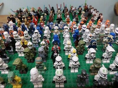Genuine Lego Star Wars Minifigures - Lots To Choose From - OVER 250 DIFFERENT !! • 4.99£