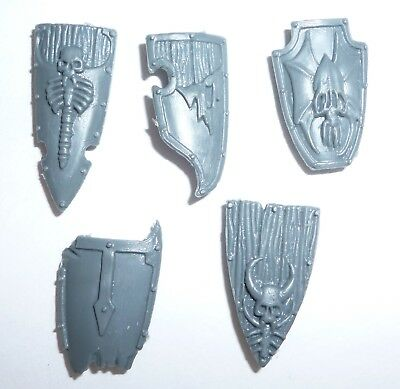 Vampire Counts Grave Guard Shields X 5 – G1415 • 4.56£
