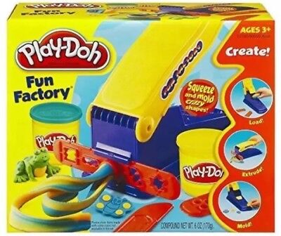 New Play-Doh Fun Factory • 14.99£