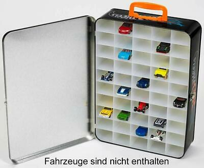 Hot Wheels Toy The Car Lovers Metal Car Collecting Case 50 Cars Storage • 25.49£