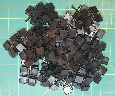 Games Workshop Brand New Square Bases Slotted Slotta 25mm 20mm Citadel Fantasy • 16.99£