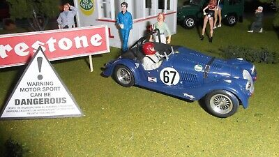 1/32 Scale Model Slot Cars That Run On Scalextric Track Or Collectors Display • 110£