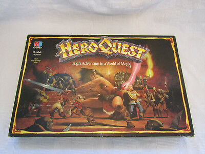 Heroquest Board Game - Spares And Replacements - MB Games • 9.99£