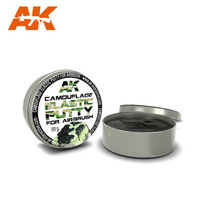CAMOUFLAGE ELASTIC PUTTY - Reusable Putty For Masking Areas • 10.99£