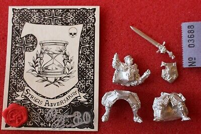 GrimForge Miniatures The Willfull Count Of Ostermark Limited Edition New Knight  • 29.99£