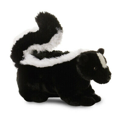 New Aurora Mini Flopsies Plush 8  Lil' Sachet Skunk 31189 Cuddly Soft Toy Teddy  • 8.99£