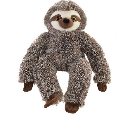 Kandy New Brown Plush Cuddly Sloth Soft Toy Teddy - Ty1919 Furry Animal Monkey  • 6.99£
