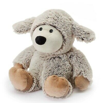 Warmies Cozy Plush Marshmallow Cuddly Sheep Microwavable Lavender Scented Toy • 17.95£