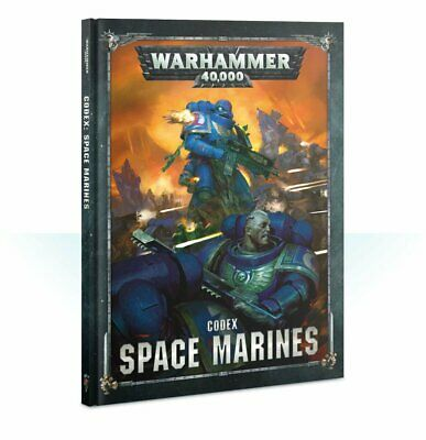 Codex: Space Marines 2019 Warhammer 40k • 23.95£