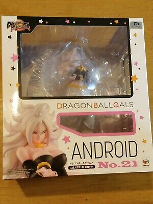 Dragon Ball Z Fighterz Gals Android # 21 Transformed Ver. Figure - New Sealed • 159.99£