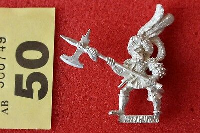 Games Workshop Warhammer Mordheim Averlanders With Axe Metal Figure Mint New OOP • 24.99£