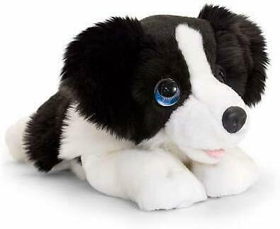 37cm Signature Cuddle Puppy Border Collie • 19.99£
