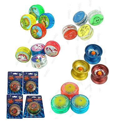 Yoyo Trick Lightup Mechanism Toy Clutch Speed Ball Kids Gift • 4.79£