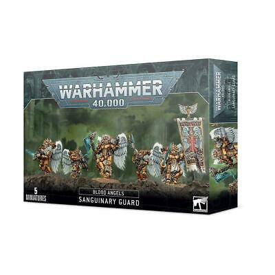 Blood Angels Sanguinary Guard Warhammer 40k • 22.50£