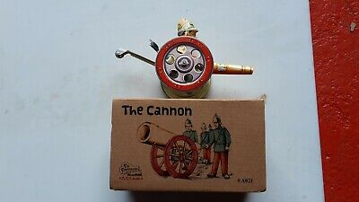Welby Tin Treasures /toy Cannon / Vintage Style/ Brand New/ Free P&p • 15.99£