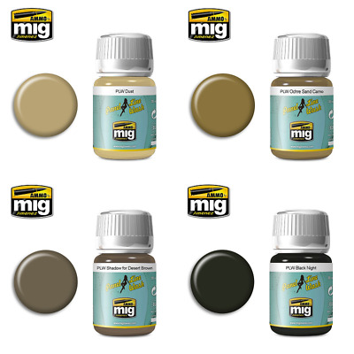 Ammo By Mig Panel Line Wash (Choose Your Colour) • 6.69£