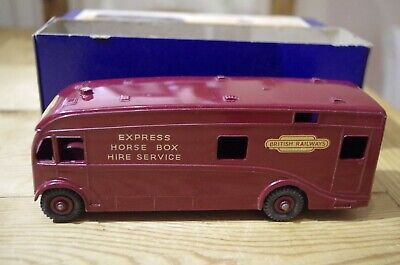 Dinky Toys Horse Box Boxed No 981 Vintage • 99.99£