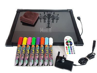 Sensory LED Light Up Drawing/writing Board Toy For Special Need, Autism, ADHD   • 34.99£