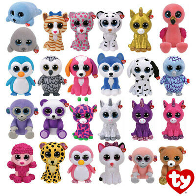 Ty Mini Boos Mini Collectibles Hand Painted Figures Toys Series 2 & Series 3  • 4.99£