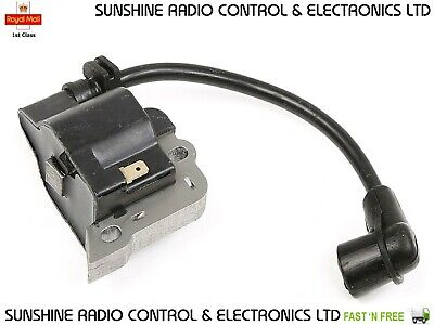 RC 1/5 Scale Engine Ignition Coil For 1/5 Scale 2 Stroke Petrol Engine Buggy UK • 18.10£