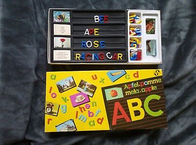ABC Spelling Game - Multi Lingual - Complete & Vgc • 6.50£