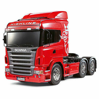 TAMIYA RC 56323 Scania R620 - 6x4 Highline Tractor Truck 1:14 Assembly Kit • 320£
