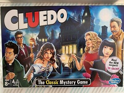 Spare Parts, Cards & Pieces For CLUEDO Board Game (2015 Version) Pick From Menu. • 2.29£