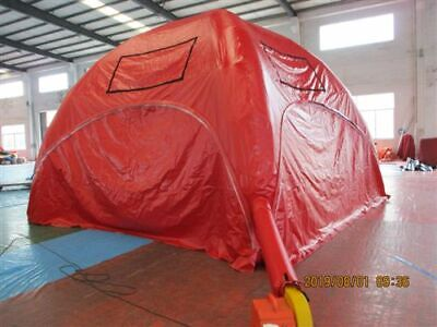 6m Red Inflatable Event Station  • 995£