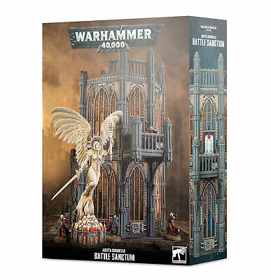 Warhammer 40,000 Adepta Sororitas Battle Sanctum • 59£