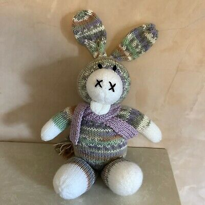 Heather The Donkey Knitted Soft Toy • 22£