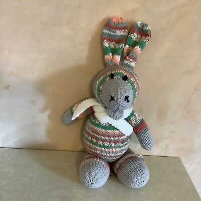 Drummond The Donkey Knitted Soft Toy • 22£
