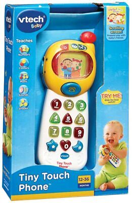 VTech Baby Tiny Touch Phone • 12.99£