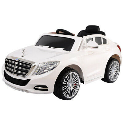 Kids Ride On Car 12V Electric Childrens Remote Control Cars Jeep Toys MP3 Orange • 99.95£