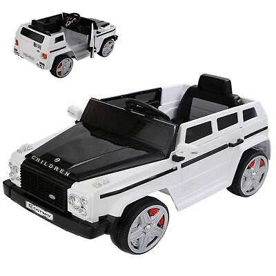 Kids Ride On Car 12V Electric Childrens Remote Control Cars Jeep Toys MP3 • 99.95£