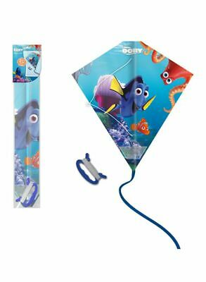 Disney Kite Finding Dory Plastic And Fiberglass 58.5cm X 56cm Gtreat Outdoor Fun • 4.95£