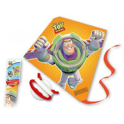 Disney Kite TOY STORY Plastic And Fiberglass 58.5cm X 56cm Gtreat Outdoor Fun • 4.95£