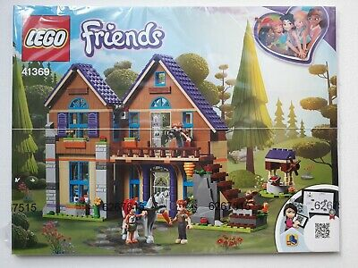 Lego Friends 41369 Mia's House Instruction Manual BOOK ONLY New • 6.99£