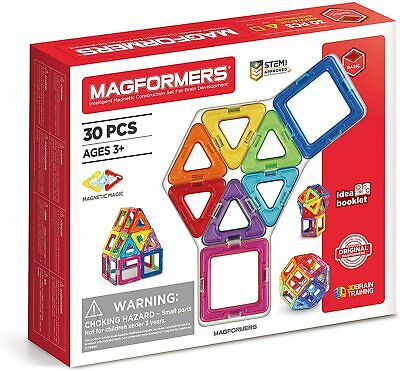 Magformers 701005 30 Magnetic Construction Set • 32.99£