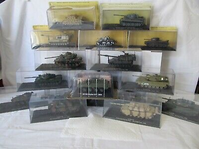 Die Cast Military Tanks & Vehicles 1:72 Scale ** Pick From Drop Down Box ** • 10.99£