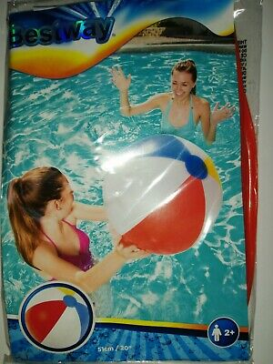 Bestway Traditional Inflatable Beach Ball 20  • 3.99£