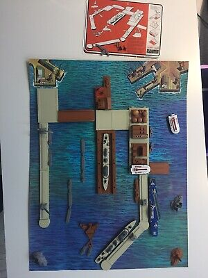 Vintage 1970s Matchbox Seakings Harbour Boxed • 85£