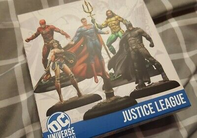 Knight Models The Justice League *no Aquaman* • 25£