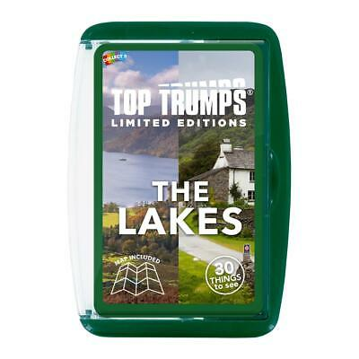 The Lakes Top Trumps Card Game • 4.99£